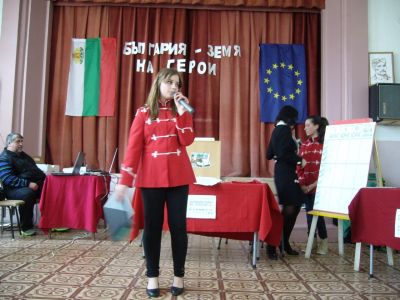 ТВ1 (14).JPG - СУ Христо Ботев - Разград