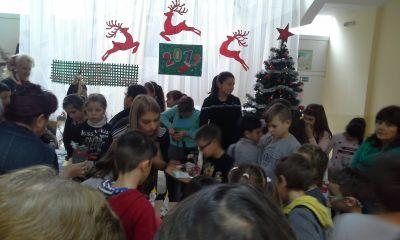 благотворителен базар2 - СУ Христо Ботев - Разград