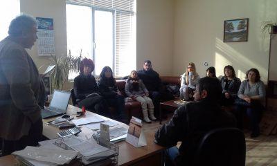 благотворителна акция - СУ Христо Ботев - Разград