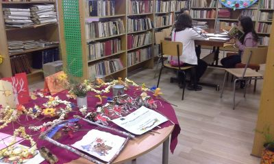 в учил библ - СУ Христо Ботев - Разград
